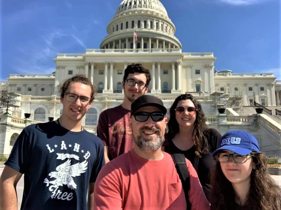 Felkins-Five-at-US-Capitol