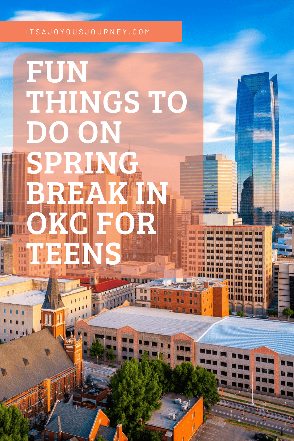 OKC Spring Break Fun