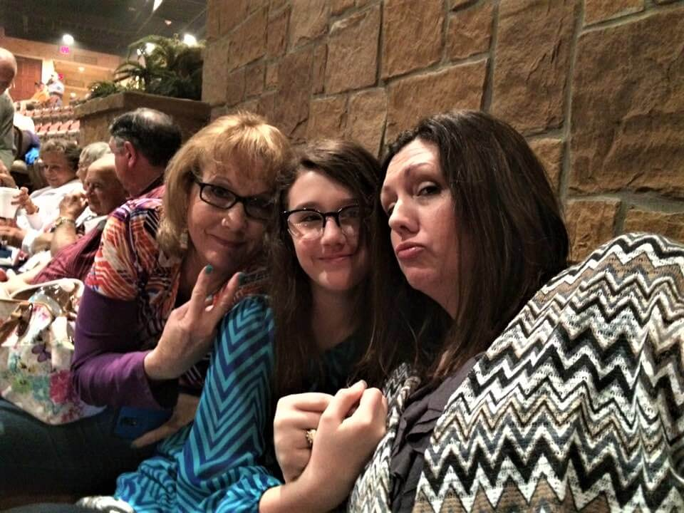Multigenerational Vacations Sight and Sound Theater Branson