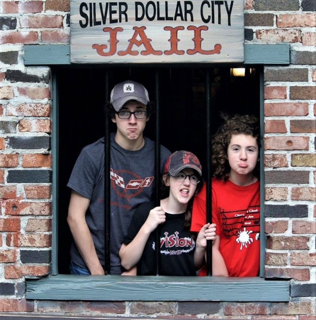 Branson Missouri Multigenerational travel Silver Dollar City