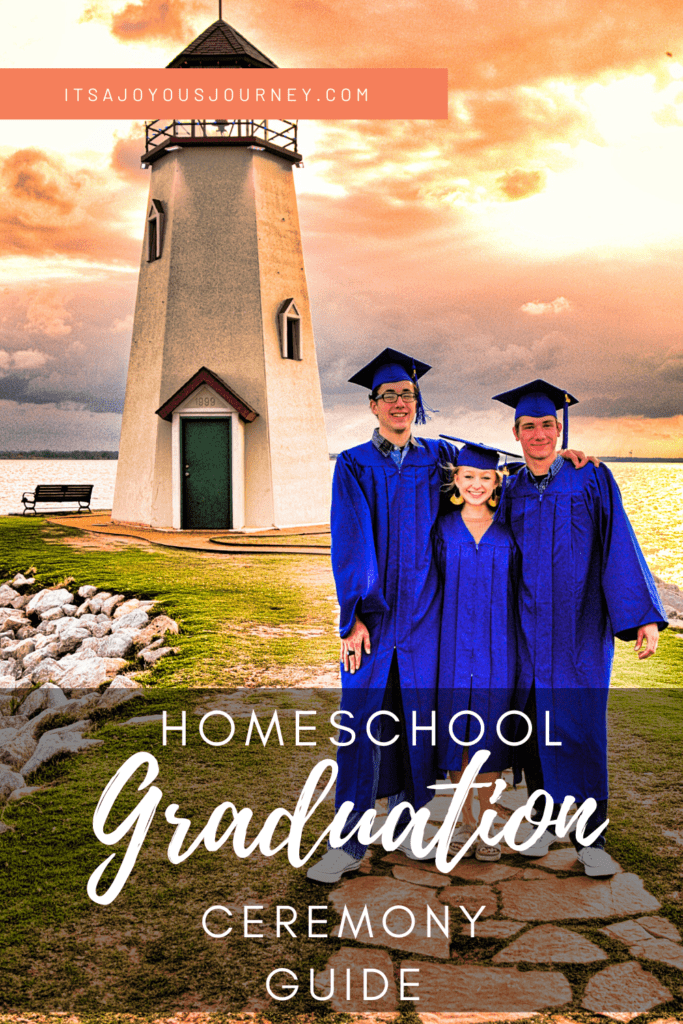 Homeschool Graduation Ceremony Guide