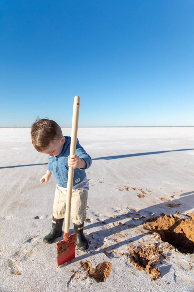 Great Salt Plains Oklahoma State Park