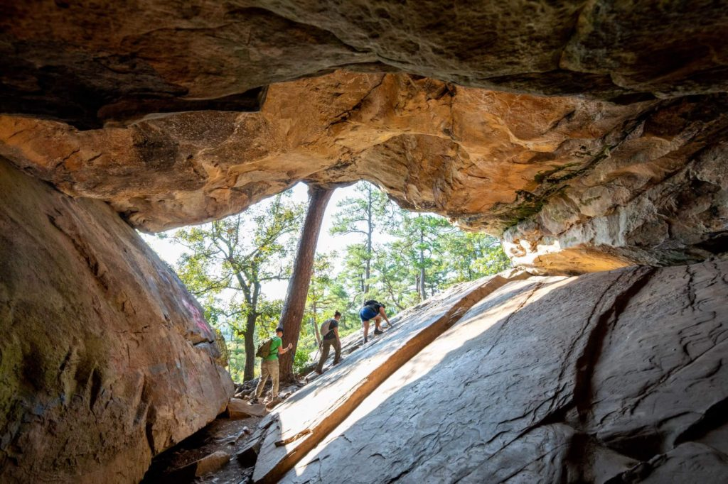 Robbers Cave Oklahoma State Park