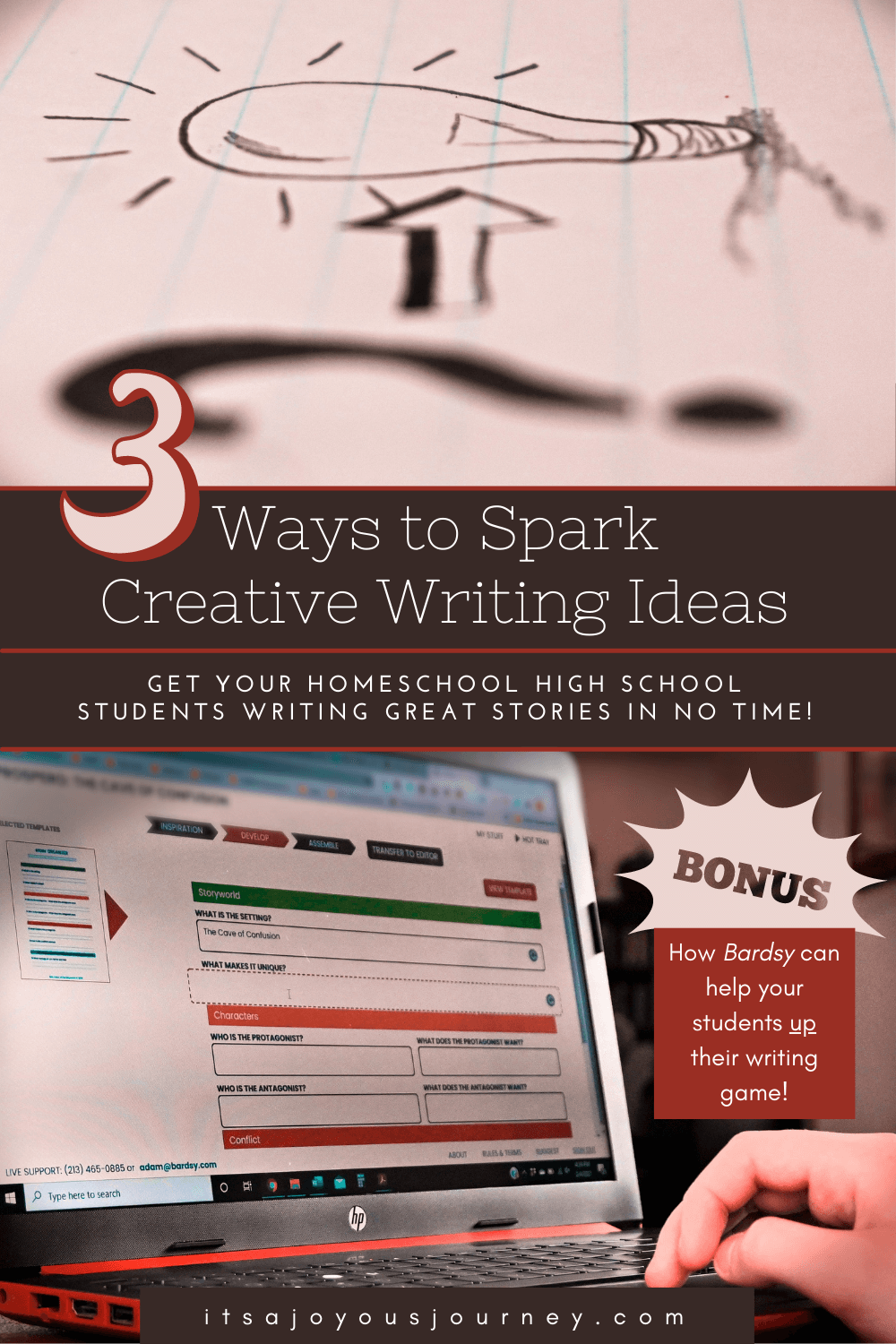 Creative Writing Ideas Pinterest